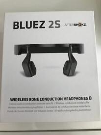 AfterShokz Bluez 2S bone conduction headphones