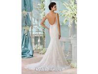 Wedding Dress - David Tutera Marigold
