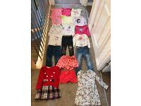 Girls clothes size 2-3 bundle