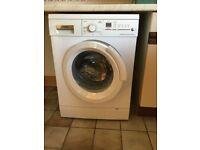 Siemens Washing Machine 1400 spin speed
