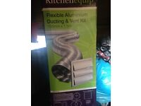 KITCHEN DUCTING AND VENT KIT