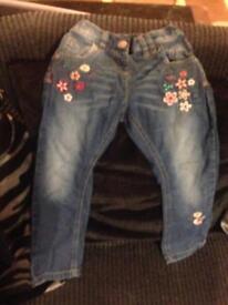 Next jeans x2