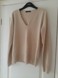 Next V Neck Jumper Size 16