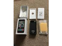 IPhone 5s box and charging case 5200 mah