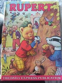 RUPERT 1980 Edition