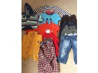 12-18 mth boys playwear bundle