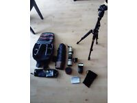 Cannon EOS lenses and accessories (REDUCED)