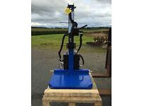 New Solis PTO 400 Log Splitter