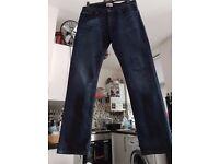 Hilfiger Scanton blue 34 waist jeans