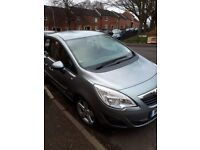 Vauxhall meriva 2011 excellent condition inside and out, genuine reason for selling