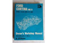 Haynes Manual - Ford Cortina Mk 11