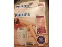 Philips hair remover