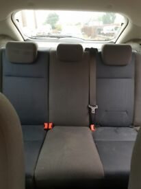 Ford focus, good condition apart a few scratches and a dent