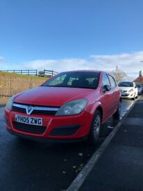 Vauxhall astra 05 plate £1000