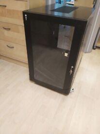 18U Server Cabinet for sale