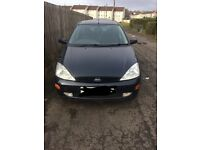 1.6 Ford Focus for spare or repair.