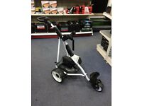 Leoch Golf Trolley - Charger & 12v 20ah Battery Included, Brand New - Liquidation Sale