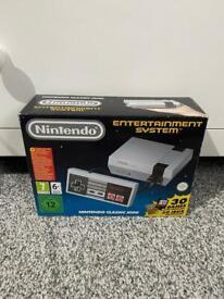 New Nintendo Classical Entertainment System