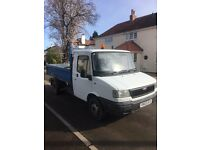 LDV Tipper.2003.12 months MOT.Mileage 22705.Everything Works, in good order, not rusty.