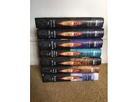 7 Doctor Who books