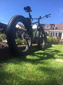 Boss Reid fat bike