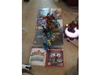 PS3 Slims with many games
