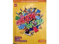 Lego Cards Swap