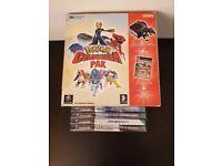 New Nintendo Gamecube Pokemon Colosseum Pak with games