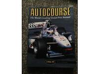 Formula one hardback books