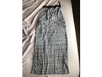 Long skirt small size