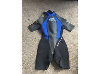 Ladies Gul wetsuit