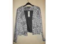 8 x Women's size 12 tops and jackets - £5 each- unworn