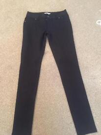 Calvin klein black jeans soft material