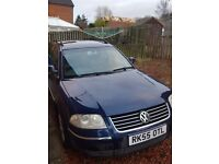 Vw passat hihline estate tdi
