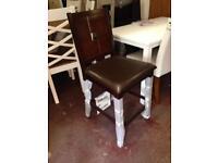Tall dark kitchen stools £60 each