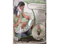Excellent condition: DreamGenii Breast Feeding Pillow
