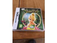 Tinker bell ds game