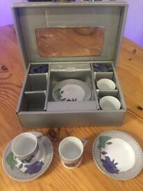 Yamisha never used espresso mug set