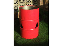 GARDEN INCINERATOR/BURNING BIN /DRUM BURNER/RUBBISH /PAPER BURNER