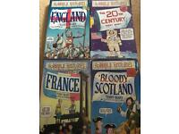 Horrible histories books x 29 books