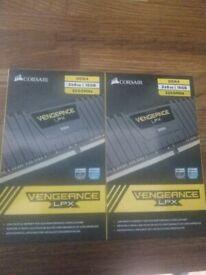 32GB (4x8gb) Corsair Vengeance DDR4 3200Mhz RAM