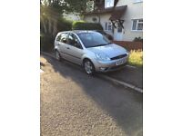 FORD FIESTA FLAME 1.4cc very low mileage one previous owner 2004/54 Reg