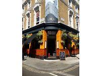 Waiter/Waitress Full time & Part time - Japanese Restaurant in Notting Hill Gate