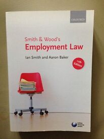 Employment Law - Smith & Wood's - 11th Edition, 2013