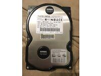 "Fujitsu MPC3064AT 6.4GB 5400RPM IDE 3.5"" Hard Disk Drive paypal accept"