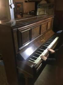 Morton bros & co London piano