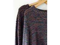 Two London Boutique Brand Knitted Jumpers