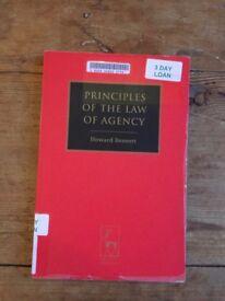 AGENCY LAW BOOK - Howard Bennett