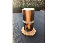Log Candlestick