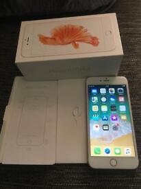 iPhone 6s Plus Rose Gold - Unlocked